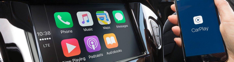 Apple iPad, iPod & iPhone Compatible Car Stereos — CARiD com