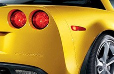 Chevrolet Corvette Rear Bumper