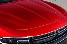 Dodge Charger Hood