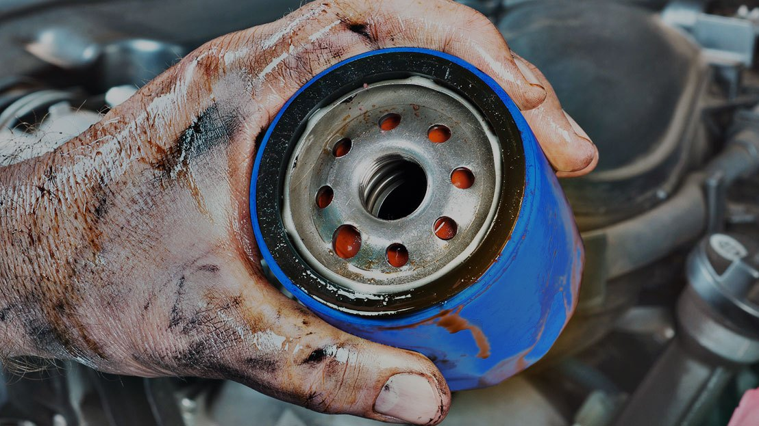 Oil Filters Strong to the Core