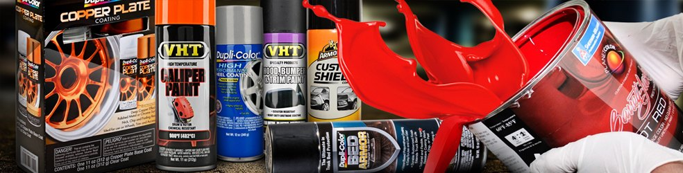 Automotive Trim Paint