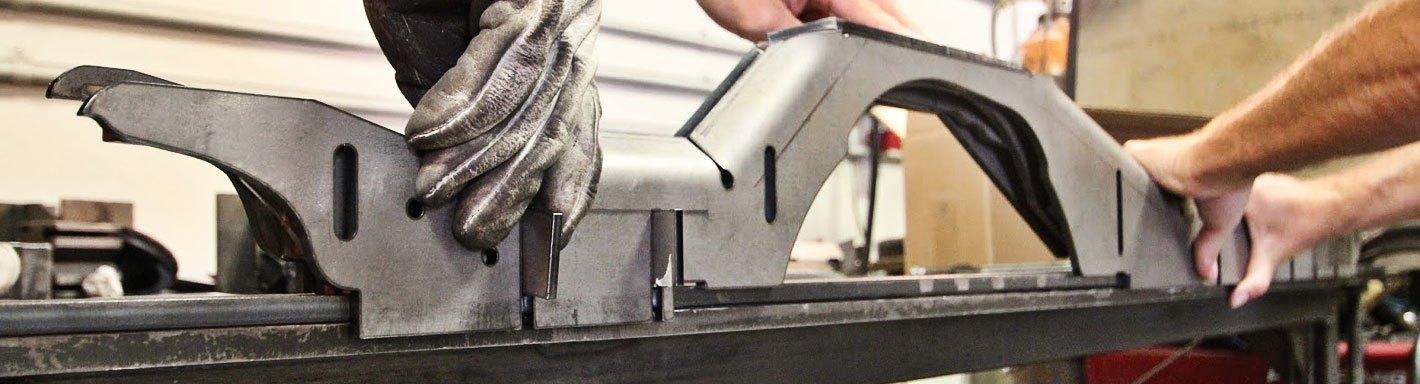 Chevy Silverado Axle Trusses | Rear, Front, Universal