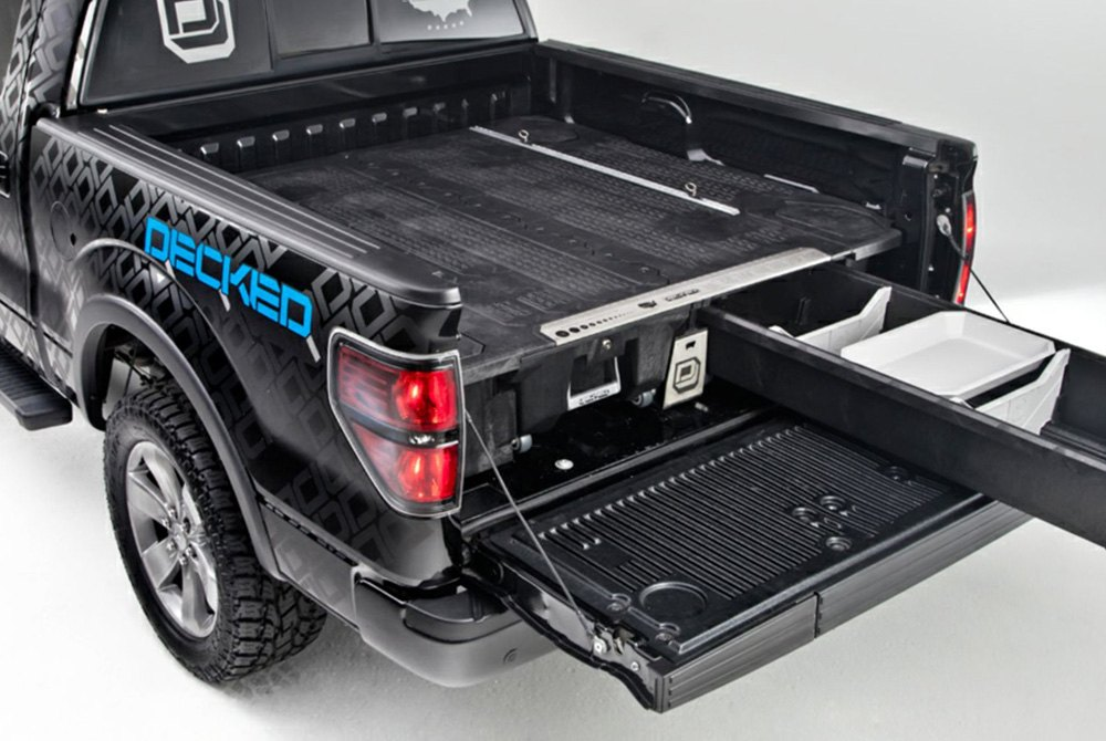 Truck Bed Accessories | Tool Boxes, Bed Liners, Racks & Rails