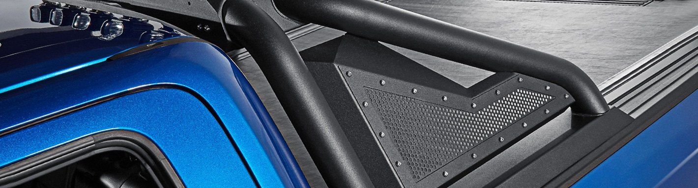 Truck Bed Bars Chase Racks Light Mounts Spare Tire
