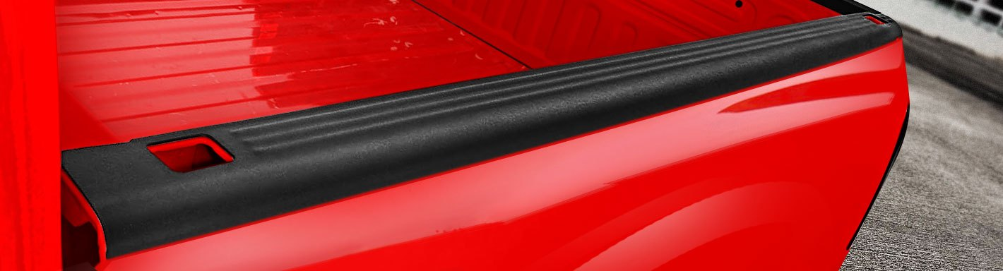 Chevy Colorado Truck Bed Rail Caps Polished Diamond