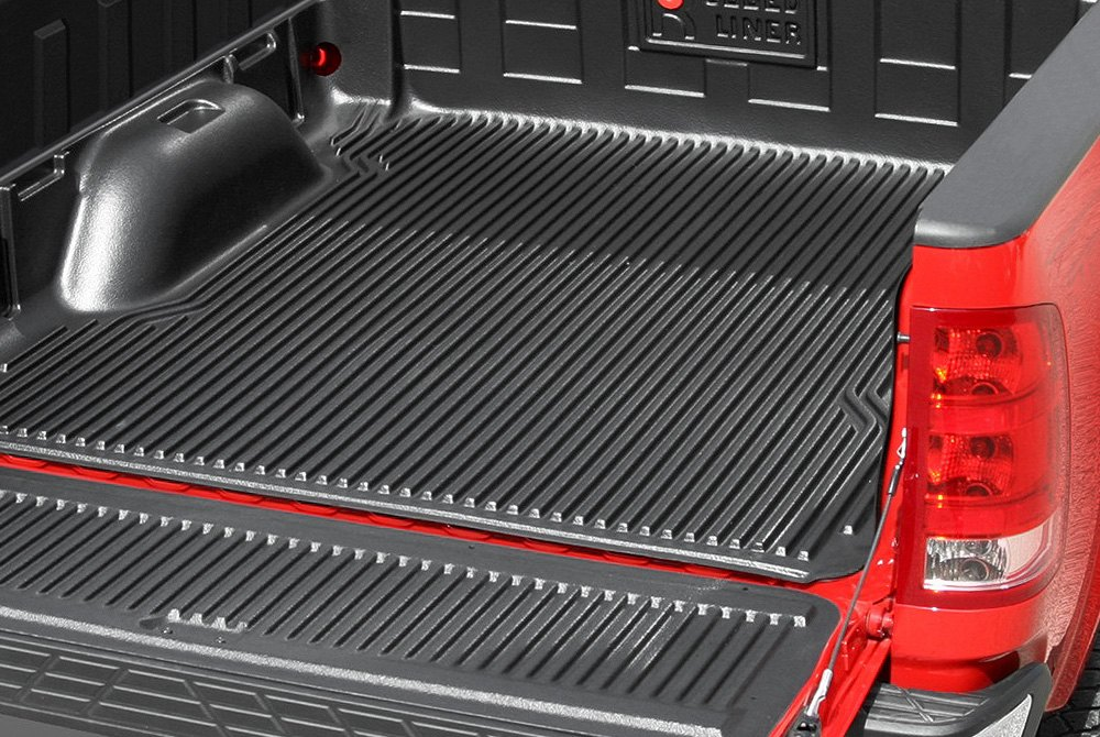 truck bed liners mats custom fit over the rail coatings. Black Bedroom Furniture Sets. Home Design Ideas