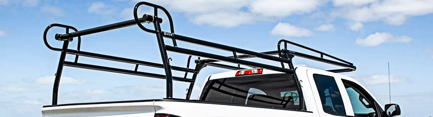 Ford Ranger Bed Racks | Ladder, Contractor, Utility, Side Mount