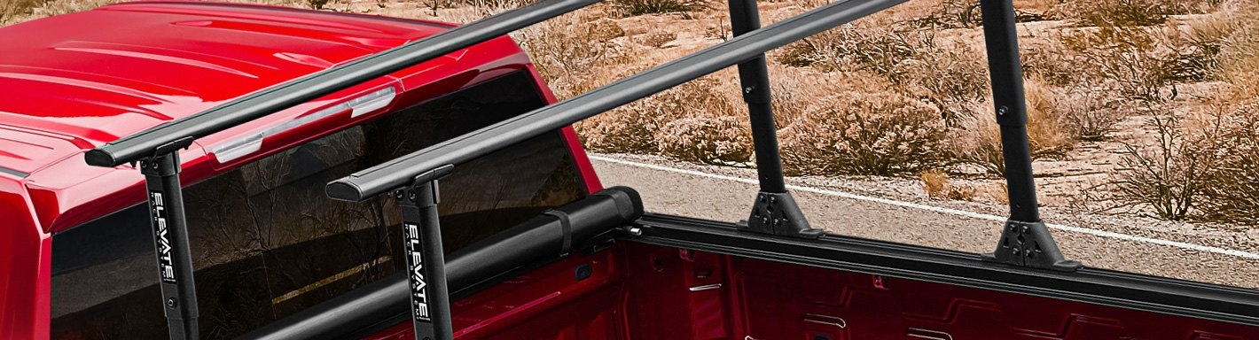 Universal Truck Bed Racks | Ladder, Contractor, Utility, Side Mount - 50+ products at CARiD.com