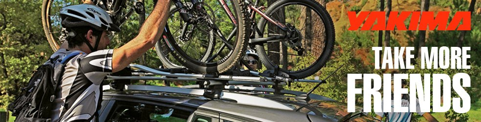Rear Bike Rack