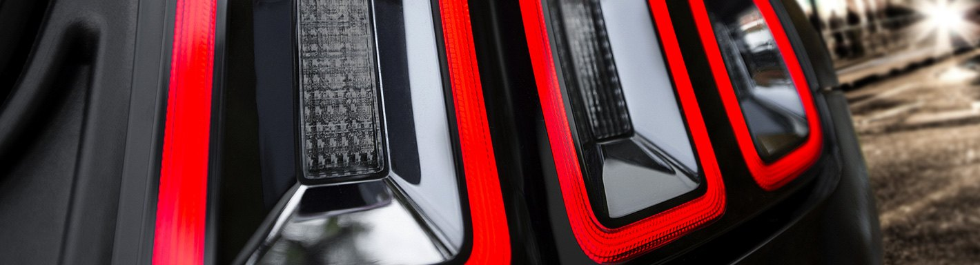 Subaru WRX Tail Lights - 2003