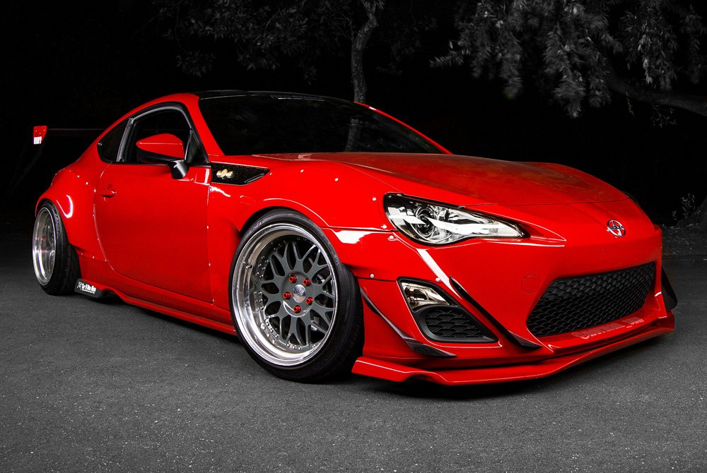 Body Kits Ground Effects Bumpers Hoods Side Skirts Full Kits