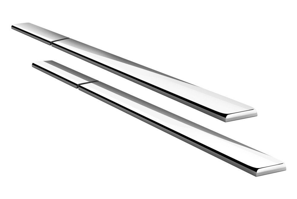 Chrome Body Side Moldings Abs Polished Stainless Steel