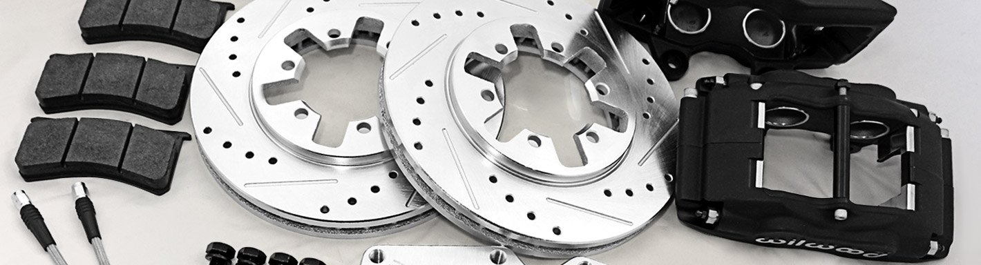 Ford Mustang Performance Brakes, Pads & Rotors
