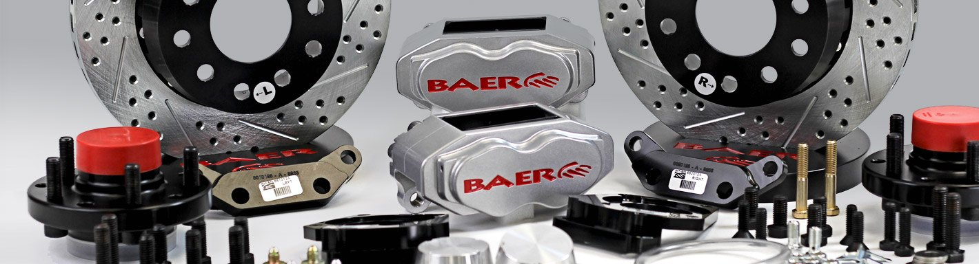 Ford Fusion Performance Brakes, Pads & Rotors - 2010