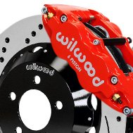 Wilwood® - Forged Narrow Superlite 6R Big Brake Front Brake Kit