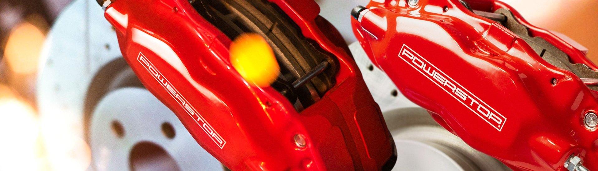 Performance Brakes | Kits, Pads, Rotors, Calipers – CARiD com