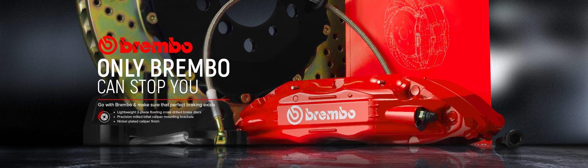 Performance Brakes, Pads, Rotors