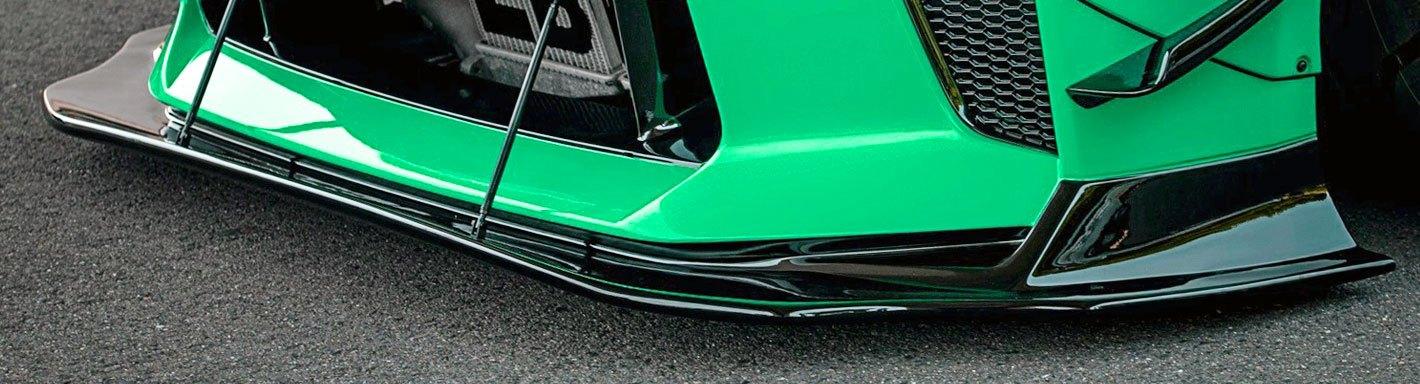 Acura RSX Bumper Lips Air Dams Splitters CARiDcom - 2005 acura rsx body kit
