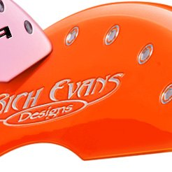 Custom Caliper Covers with Rich Evans Designs logo