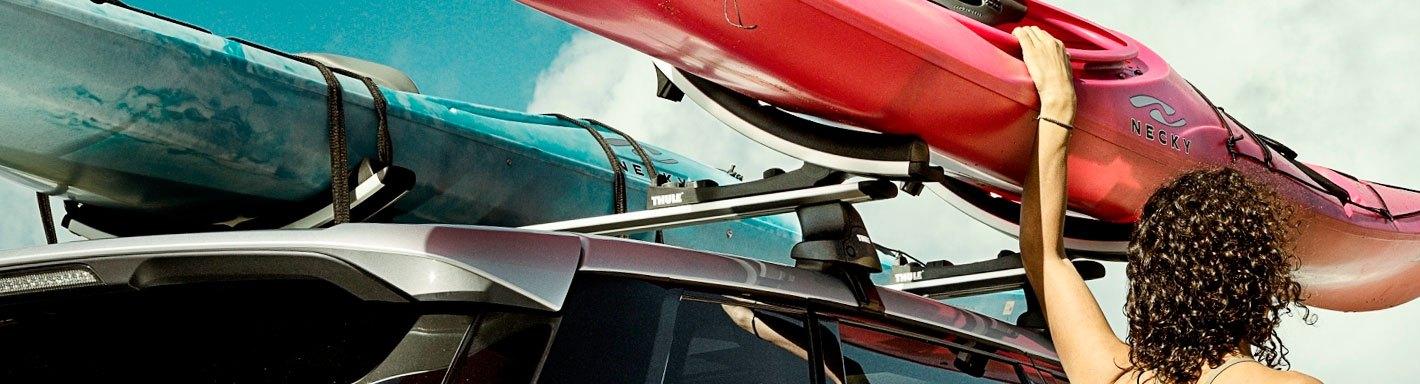 dodge grand caravan racks for canoes kayaks. Black Bedroom Furniture Sets. Home Design Ideas