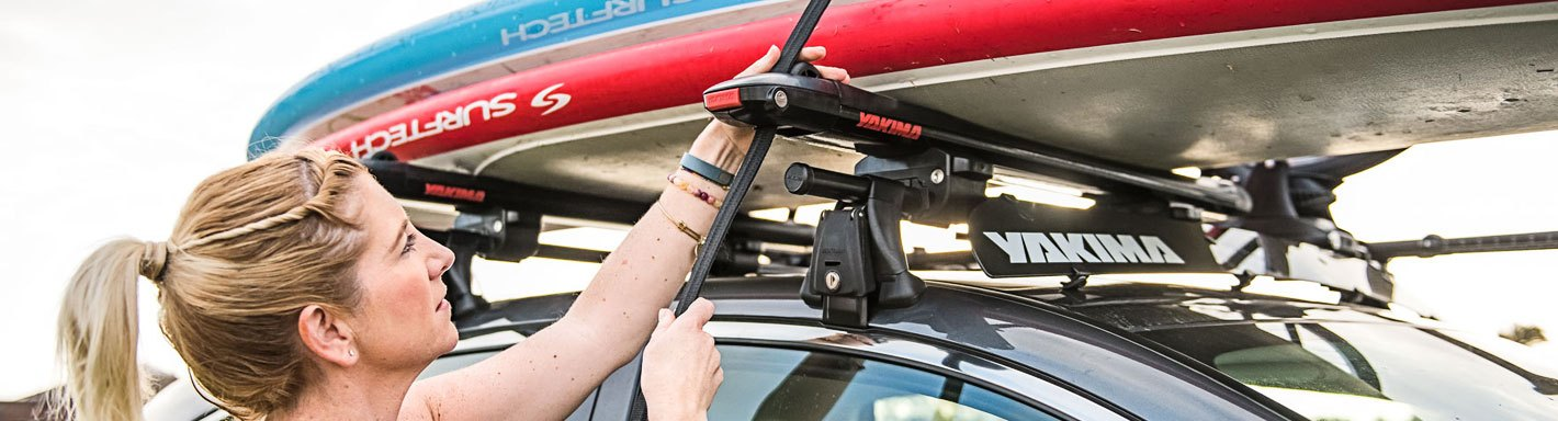 Ford Flex Roof Racks - 2017