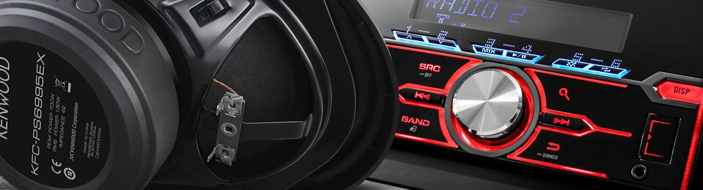 Subaru WRX Car Audio Electronics