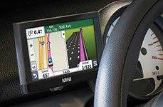 Mini Compact GPS Navigation