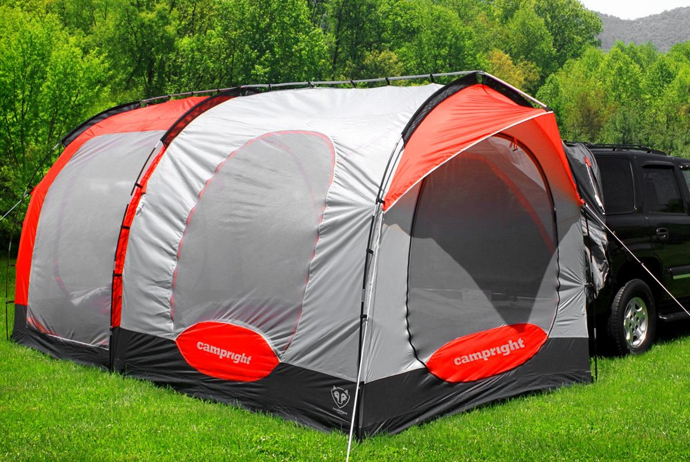 ... Suv Tent with Storm Cover ... & Truck u0026 SUV Tents | Awnings Sun Shades Screen Rooms Air Mattresses