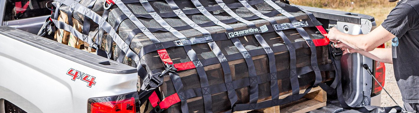 Pickup Truck Bed Cargo Nets & Covers – CARiD com