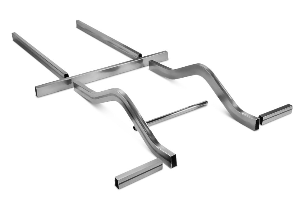 Chassis Frame & Rails | Subframes, Crossmembers – CARiD com