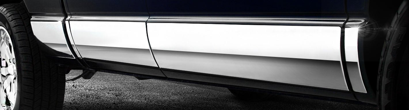 Chevy Beretta Chrome Trim