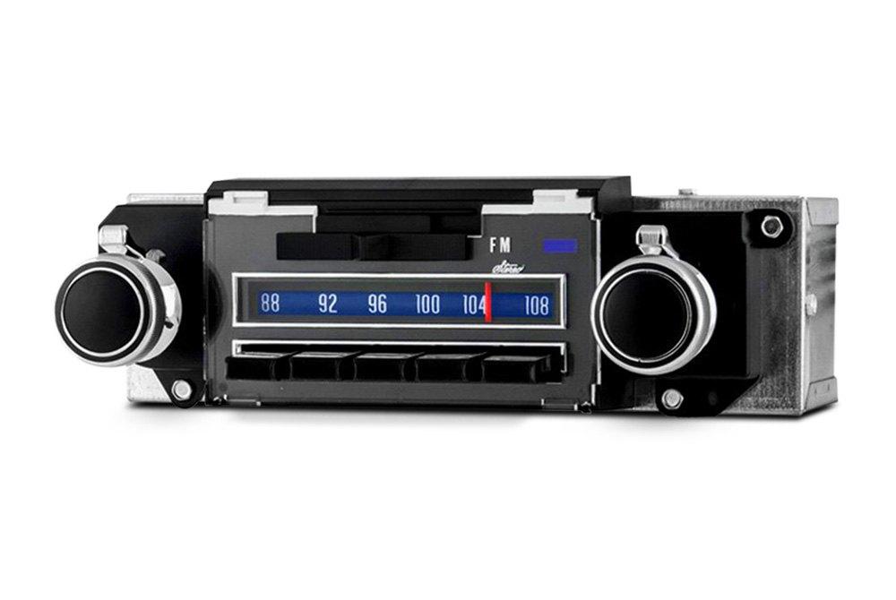 Classic Look Car Audio