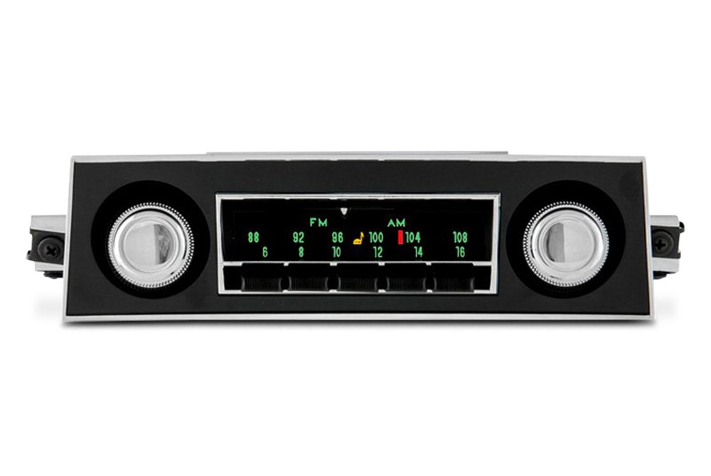 Classic Car Stereos Vintage Style Radios