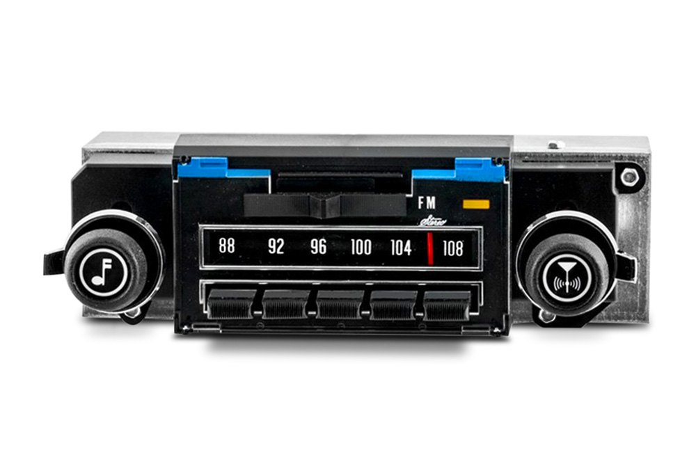 Classic Car Stereos Vintage Style Radios Carid Com