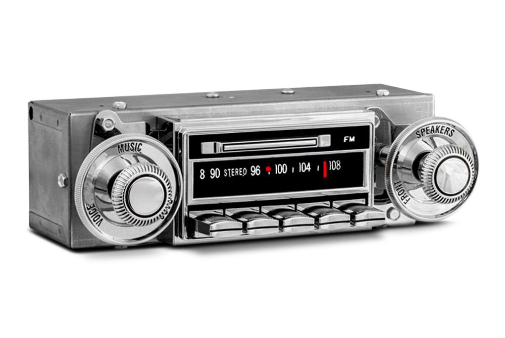 Custom Radios For Classic Cars
