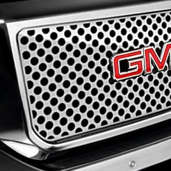 CNC Machined Punch Grille