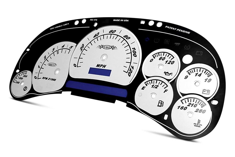 custom gauge faces kits carid com