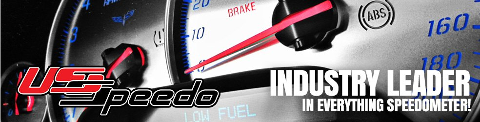 US Speedo Custom Gauges
