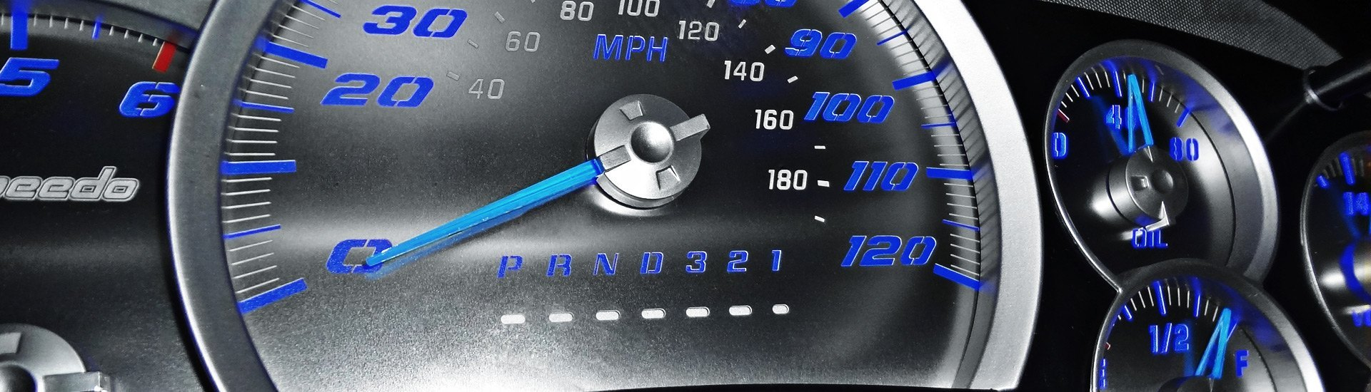 Gauges & Dashboards | Pressure, Boost, Vacuum, Fuel, Oil