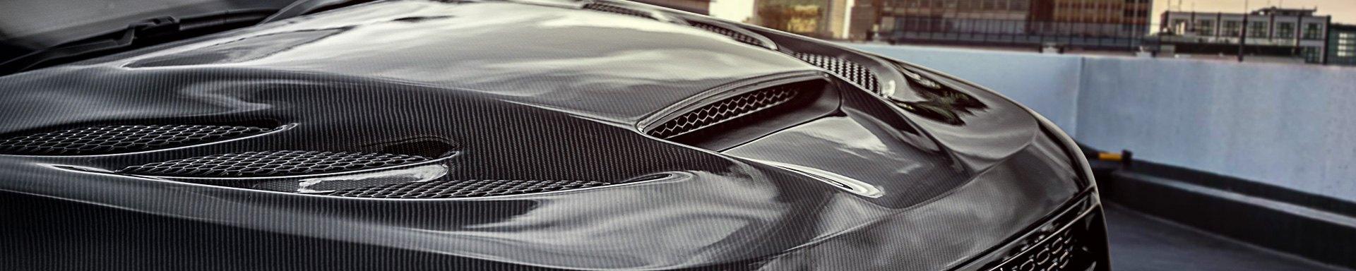 Custom hoods select vehicle