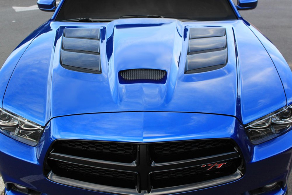Custom Hoods For Cars Trucks At CARiDcom - Custom under car hood