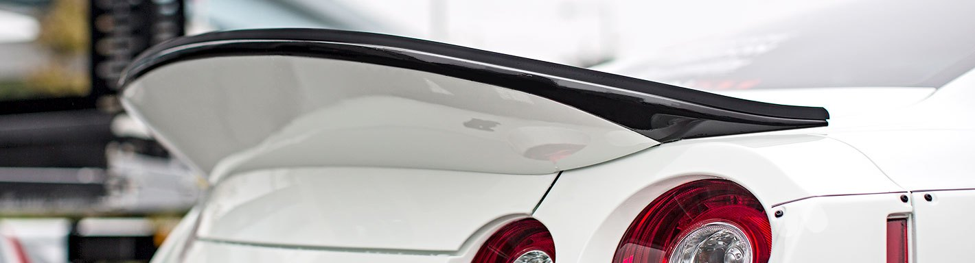 Ford Fusion Spoilers - 2010