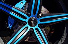 Foose Speed 14 inch Wheels