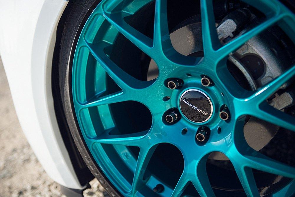 Avant Garde M310 16 Inch Wheels On Hyundai ...