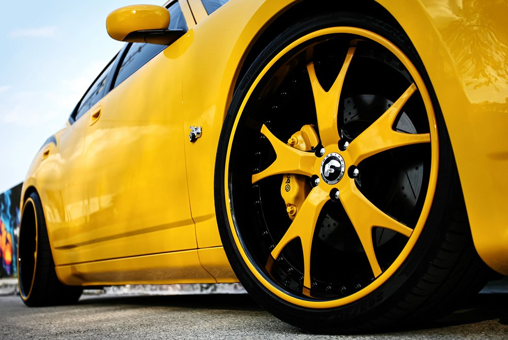 18 Inch Rims Custom 18 Quot Wheel And Tire Packages At Carid Com