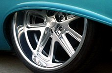 US Mags M-One u424 Polished 18 inch Wheels on Chevy Impala