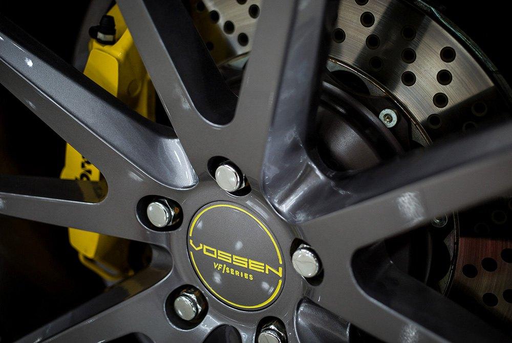 ... Vossen VFS 1 18 Inch Wheels On Lexus Is350 F Sport ...