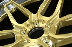 ADV.1 05stsc 20 inch Rims on Porsche 991 Turbo-S