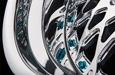 Avant Garde F140 Polished 20 inch Wheels