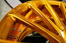 Savini BM9 Gold 20 inch Wheels